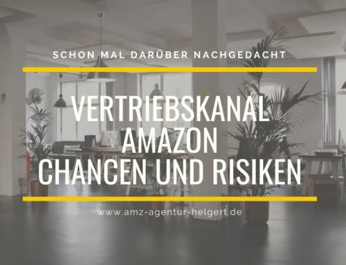 Vertriebskanal Amazon – Chancen und Risiken